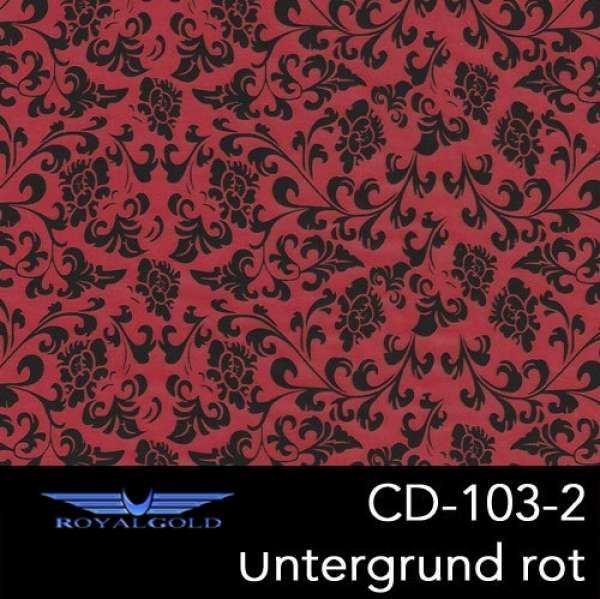 royal wtd hydrographics wassertransferdruck verspiegelungstechnik blumen muster cd 103 2. Black Bedroom Furniture Sets. Home Design Ideas